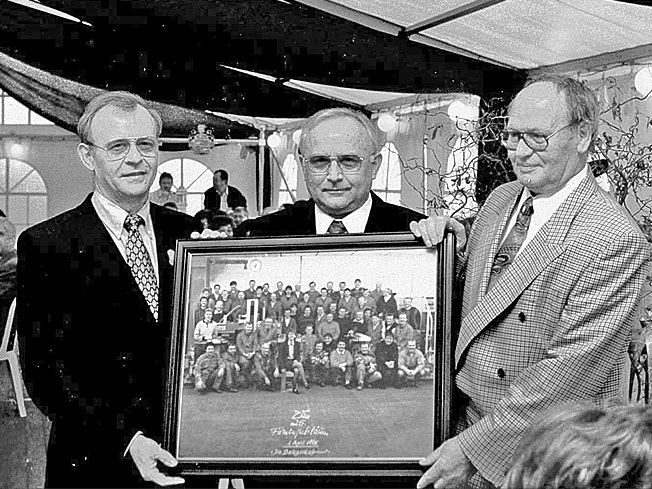 25 Jahre Pries und Horstmann